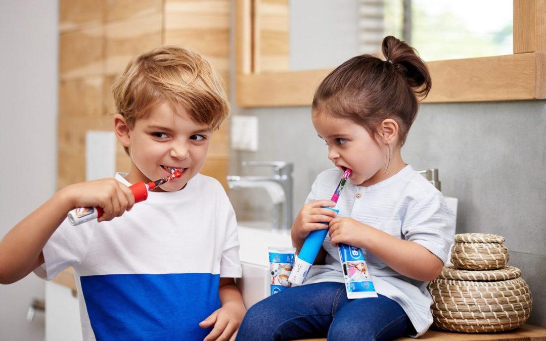 Czy dzieci mogą używać szczoteczek sonicznych?