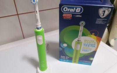 Oral-B Junior: cena, opinie i recenzje